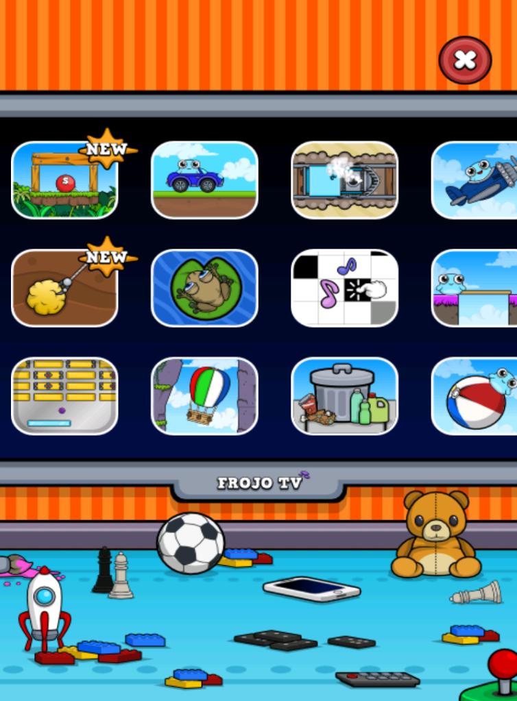 mini games 1