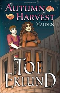 Autumn Harvest Maiden by Tof Eklund