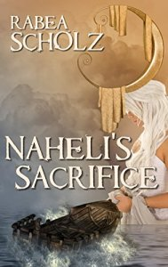 Naheli's Sacrifice by Rabea Scholz Book Cover