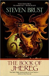Book cover for The Book of Jhereg