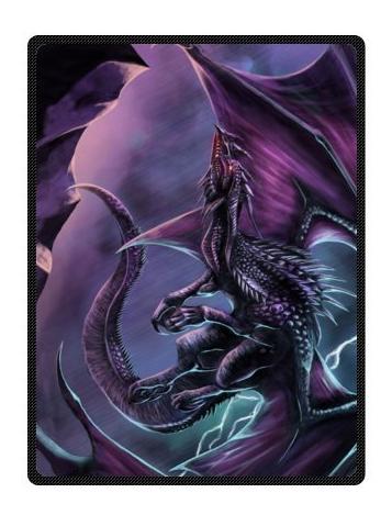 Magic Dragon Super Soft Fleece